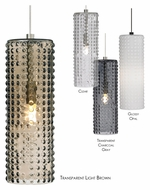 LBL Arik Low Voltage 3 Inch Diameter Modern Glass Pendant Light