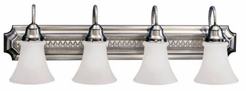 Hudson Valley 5014 Classic 4 Light Vanity Light