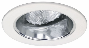Liton LR987 4 Inch Line Voltage Contemporary Halogen Recessed Adjustable Reflector Trim