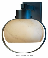 Hubbardton Forge 304305 Port 13 Inch Tall Nautical Style Exterior Wall Lighting