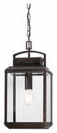 Quoizel BRN1910IB Byron Imperial Bronze 20 Inch Tall Outdoor Pendant Light