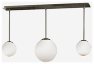 Kenroy Home 80513BS Orb Kitchen Island Light