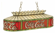Meyda Tiffany 74069 Coca Cola Billiard Light - 24 inches