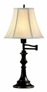 Kichler 70406 Clayton Traditional Swing Arm Desk lamp