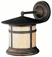 Kichler 9647CV Tularosa Craftsman Exterior Wall Lighting Fixture - Canyon View Finish