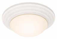 Access 20652-TWH Strata 16 Inch Diameter Textured White Finish Overhead Lighting