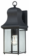 Quoizel IRN8406K Ironwood Outdoor Medium 6 Inch Wide Traditional Lantern Wall Sconce