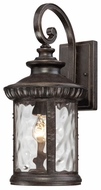 Quoizel CHI8409IB Chimera Imperial Bronze Medium 19.5 Inch Tall Wall Mounted Lamp
