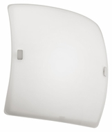 EGLO 89294A Aero II 22 Inch Tall Transitional Large Wall Sconce Lighting - Matte Nickel