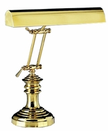 House of Troy P14204 P14-204 Fourteen Inch Piano Lamp in Polished Brass