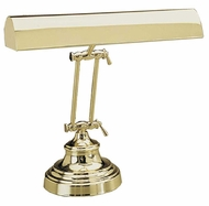House of Troy P1423161 P14-231 Fourteen Inch Piano Lamp in Polished Brass