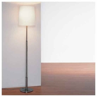 Zaneen D94013 Gemino Contemporary Style Floor Lamp