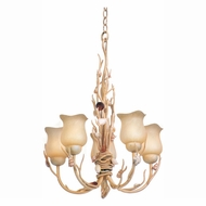 Kalco 6077cr Atlantis 5-Light Chandelier