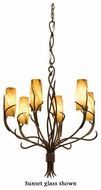 Kalco 4756gw Napa 6-Light Chandelier