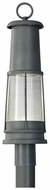 Feiss OL8208-STC Chelsea Harbor Large 24 Inch Tall Nautical Outdoor Post Light Fixture - LED