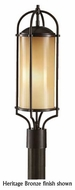 Feiss OL7612 Dakota Small Rustic Outdoor Post / Pier Light