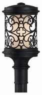 Feiss 10107 Costa Del Luz Small Outdoor Post / Pier Light