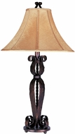 Maxim 20627-GTOI Aspen Traditional 1 Light Table Lamp