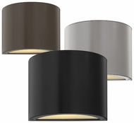 Hinkley 1666 Luna Outdoor Modern Mini Pocket Wall Lighting
