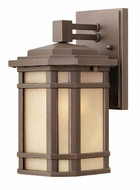 Hinkley 1270OZ Cherry Creek Small 1-light Exterior Craftsman Wall Sconce