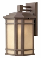 Hinkley 1274OZ Cherry Creek Medium Craftsman Exterior Wall Sconce Light