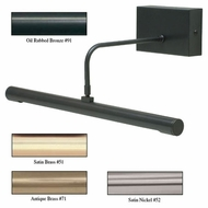 House of Troy BSLED14 Battery Operated Slimline LED Picture Light - 14 inches