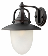 Hinkley 2084SB Pembrook Large Exterior Nautical Wall Sconce