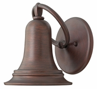 Hinkley 2170VZ Liberty Small Vicorian Exterior Wall Sconce in Victorian Bronze