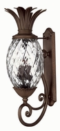 Hinkley 2225-CB Plantation Tropical Outdoor Wall Sconce - 34 inches tall