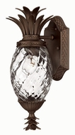 Hinkley 2226-CB Plantation Tropical Outdoor Wall Sconce - 15 inches tall