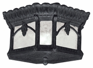 Kichler 9854BKT Tournai 12 Inch Diameter Flush Mount Lighting - Traditional