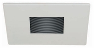 Liton LRSQ1319 3 Inch Low Voltage Downlight Modern Recessed Baffle Trim