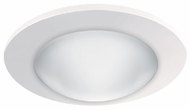Liton LR1316 3 Inch Low Voltage Halogen Downlight Modern Recessed Deco Glass Dome Trim
