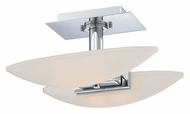 Quoizel UPAR1714C Uptown Astor 36 Inch Wide Contemporary 4 Lamp Ceiling Light Fixture