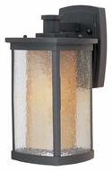 Maxim 85653CDWSBZ Bungalow EE 13 Inch Tall Fluorescent Bronze Outdoor Wall Lighting - Medium