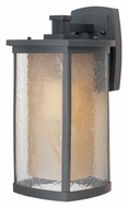 Maxim 85654CDWSBZ Bungalow EE Transitional Fluorescent Bronze Outdoor Wall Sconce - Large