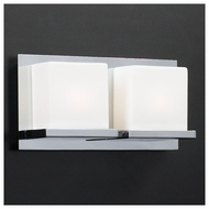 PLC 18152 Furlux 2-light Contemporary Style Vanity Light