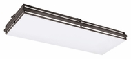 Thomas SL702311 Bronze Florentine 50 Inch Wide Modern Flush Mount Rectangle Ceiling Light