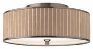 Forecast M271515 Haberdasher Large 20 Inch Diameter Oiled Bronze Finish Ceiling Light Fixture