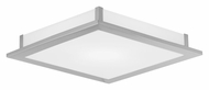 EGLO 86239A Auriga Matte Nickel Finish 15 Inch Wide Wall Or Ceiling Lighting