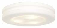 Access 50189-WH/OPL Altum�19 Inch Diameter Extra Large White Ceiling Lighting