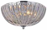 ELK 31241/2 Crystal Flushmounts 12 Inch Diameter Flush Lighting