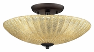 ELK 10281/3 Luminese 16 Inch Wide Semi Flush Ceiling Lighting