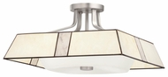 Kichler 65348 Bryn 4 Lamp 18 Inch Diameter Semi Flush Ceiling Lighting