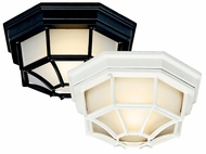 Kichler 11028 10.25 Inch Diameter Octagon Flush Lighting Fixture - Fluorescent