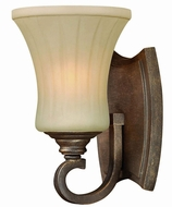 Hinkley 5410-GB (Clearance) Willow Bronze One Light Wall Sconce