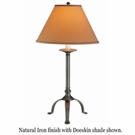 Hubbardton Forge 26-2051 Simple Lines Footed Table Lamp