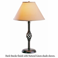 Hubbardton Forge 26-2066 Twist Basket Table Lamp