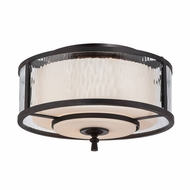 Quoizel ADS1615DC Adonis 2 Light Ceiling Flush Lighting