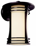 Kichler 49262AZ Courtney Point Large Outdoor Craftsman Wall Sconce